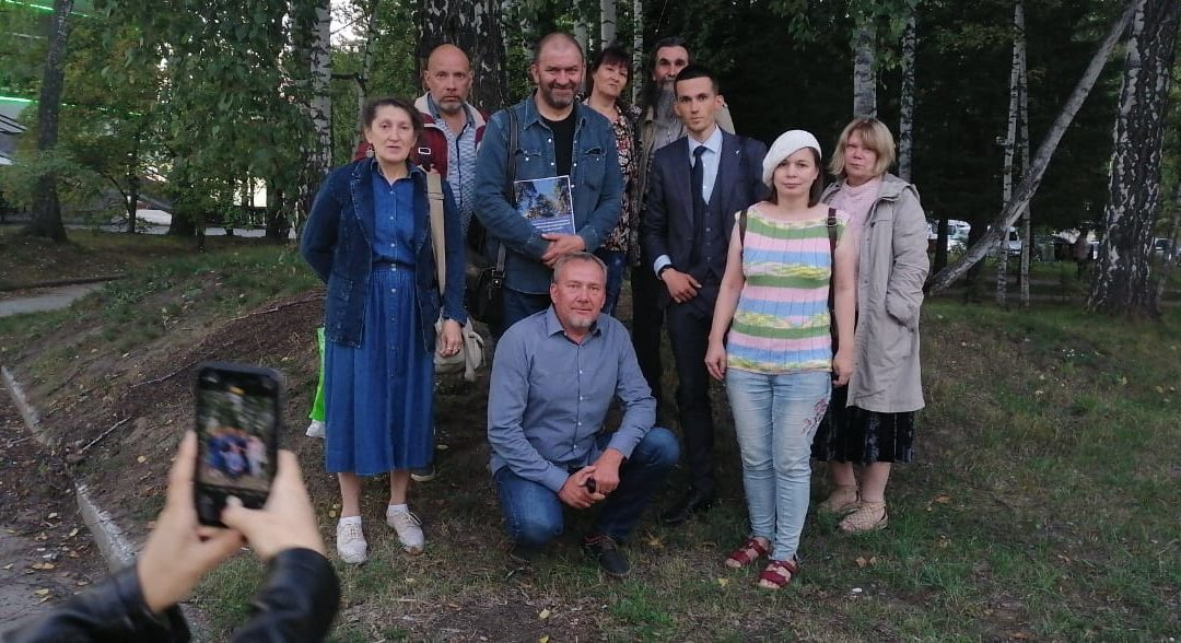 Александр Казаков побывал в Искитиме, Линево и Академгородке